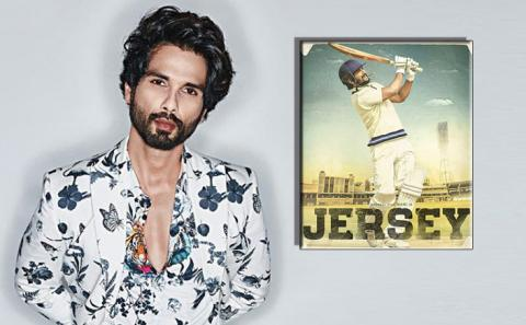 OMG: Shahid Kapoor receives 13 stitches for his head injury on Jersey sets