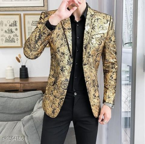Men's Stylish New Designs of Imported Blazers