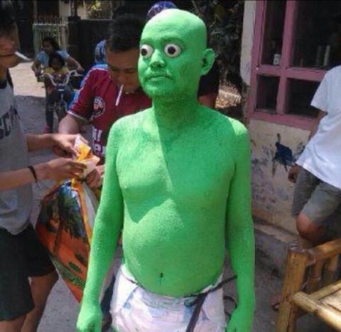 Hanya Di Indonesia,10 Foto Lucu Ini Bikin Di Jamin Bikin Terbahak Bahak