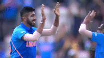 A best swing and pace seen by Bumrah takes 2 important one in first match of WC2k19