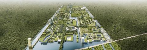 First Smart Forest City in Mexico will be 100% food and energy self-sufficient