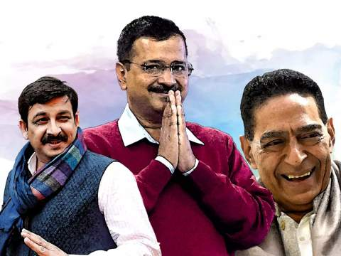 Delhi Election: These are the three reasons why the BJP lost in Delhi.