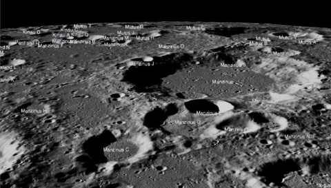 NASA shared images of the Chandrayaan 2 landing site, saying Vikram had a hard landing
