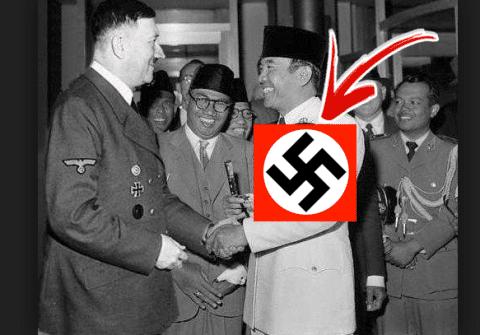 Indonesia Wajib Berterima Kasih Pada Nazi Jerman Karena Hal Ini