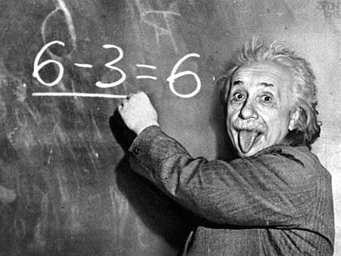 Last words of the scientist Albert Einstein